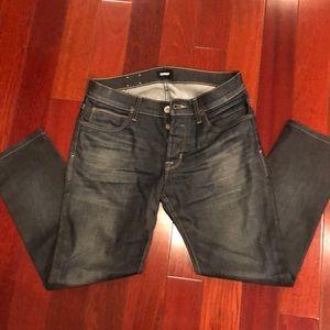 Men's Hudson AXL Skinny Jeans Waist 32